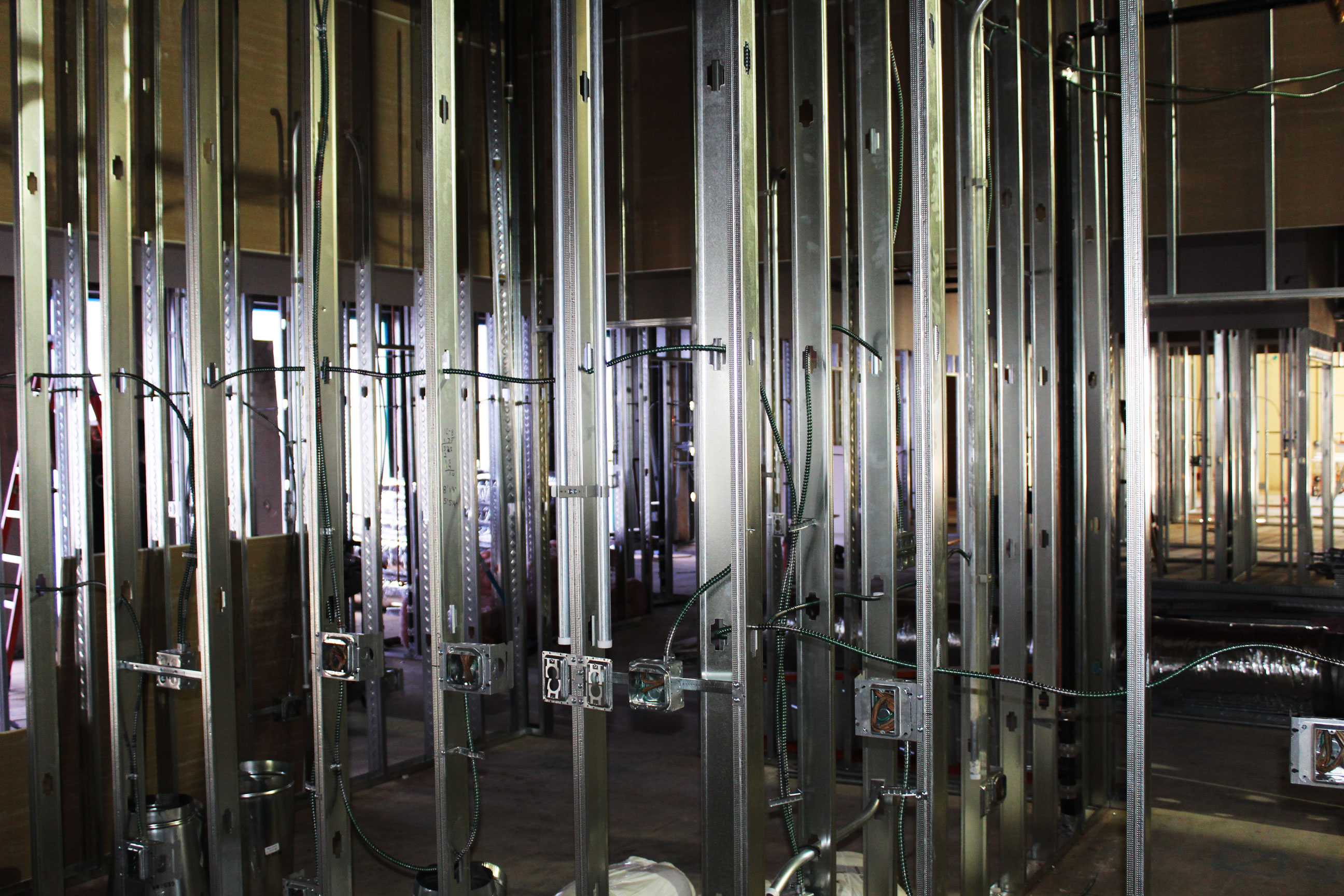 PhilCo Commercial Construction – Drywall and Metal Stud Framing ...